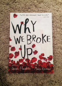 Cover 2: Why We Broke Up. Image: (c) Ariel Hergott.