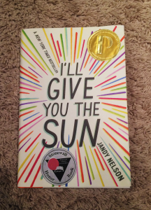 Cover 3: I'll Give You the Sun. Image: (c) Ariel Hergott.