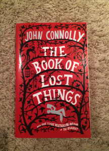 Cover 4: The Book of Lost Things. Image: (c) Ariel Hergott.